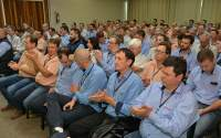Evento proporcionou amplo conhecimento sobre o trabalho da Cotrijal na região nova