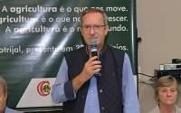 Vice Schroeder: seminário para fortalecer trabalho da liderança