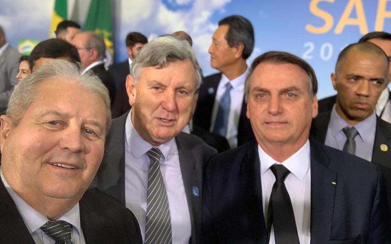 Plano Safra 2019/20 : Presidente da Cotrijal destaca aporte 'robusto' para o Seguro Rural